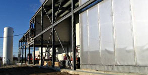 Building & Process Addition