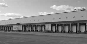 Mid-West Distribution Center