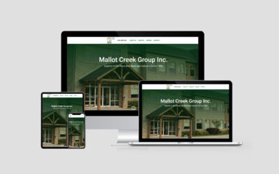 New Mallot Creek Website