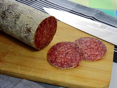 Fermented RTE Meats - Salami