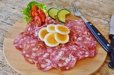 HACCP Project - Dry-Cured Salami