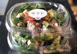 HACCP Program – Meat and Vegetable Salad Kits